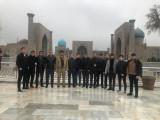 Samarqand safarida